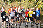 Duagh 10k Run/Walk  : Taking part in the 10k walk/run organised by Duagh Tidy Towns on Saturday in  last in Duagh .