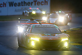 IMSA WeatherTech SportsCar Championship<br /> Motul Petit Le Mans<br /> Road Atlanta, Braselton GA<br /> Saturday 7 October 2017<br /> 86, Acura, Acura NSX, GTD, Oswaldo Negri Jr., Jeff Segal, Tom Dyer<br /> World Copyright: Jake Galstad<br /> LAT Images