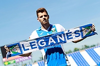 CD Leganes' new player Gerard Gumbau.