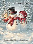 Dona Gelsinger, CHRISTMAS SANTA, SNOWMAN, WEIHNACHTSMÄNNER, SCHNEEMÄNNER, PAPÁ NOEL, MUÑECOS DE NIEVE, paintings+++++,USGE1708A,#x#