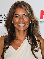 PASADENA, CA, USA - OCTOBER 10: Lisa Vidal poses in the press room at the 2014 NCLR ALMA Awards held at the Pasadena Civic Auditorium on October 10, 2014 in Pasadena, California, United States. (Photo by Celebrity Monitor)