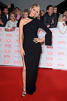 Tess Daly<br /> arriving for the National Television Awards 2018 at the O2 Arena, Greenwich, London<br /> <br /> <br /> ©Ash Knotek  D3371  23/01/2018
