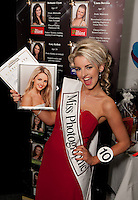 Samantha Banner was chosed as 'Miss Photographic' by official photographer Paul 'Spike' Reddington