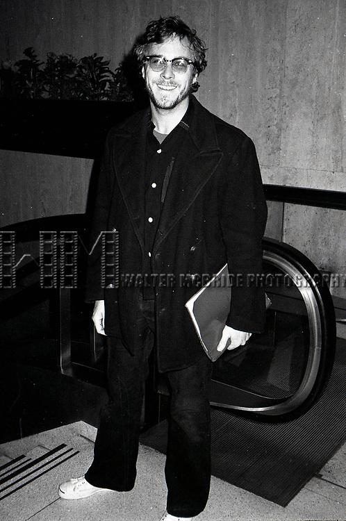 John Heard on October 22, 1981 in New York City.