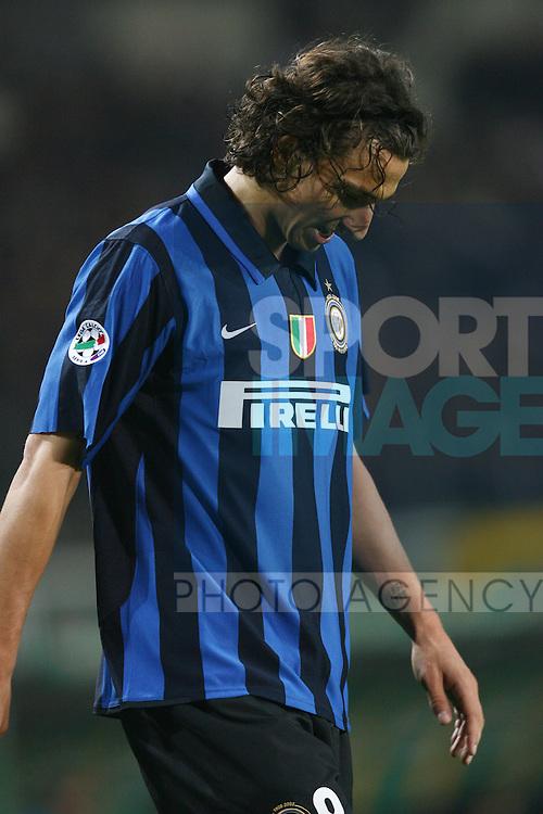 Zlatan Ibrahimovic of Inter Milan