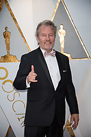 John Savage arrives on the red carpet of The 90th Oscars&reg; at the Dolby&reg; Theatre in Hollywood, CA on Sunday, March 4, 2018.<br /> *Editorial Use Only*<br /> CAP/PLF/AMPAS<br /> Supplied by Capital Pictures