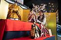 Crown Prince Naruhito and Crown Princess Masako hina dolls
