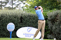 Robbie Cannon (Laytown and Bettystown) during the 2017 AIG Leinster Senior Cup Final at Malahide Golf Club.. 27/08/2017<br /> <br /> Picture Jenny Matthews / Golffile.ie<br /> <br /> All photo usage must carry mandatory copyright credit (&copy; Golffile | Jenny Matthews)