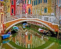 Venice and Burano