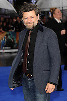 "Andy Serkis arriving for the ""X-Men: Days of Future Past"" UK premiere at the Odeon Leicester Square, London. 12/05/2014 Picture by: Steve Vas / Featureflash"