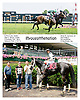 Ifyougotthenotion winning and then being disqualified at Delaware Park racetrack on 7/14/14<br /> Fudge E was put up for the win
