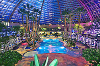 RD- Harrah's Resort Domed Pool & Interior, Atlantic City, NJ 9 13