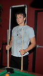 Chad Duell - General Hospital at 15th Southwest Florida Soapfest 2014 Charity Weekend with a Bartending/Karaoke get together on May 26, 2104 at Porky's, Marco Island, Florida. (Photo by Sue Coflin/Max Photos)