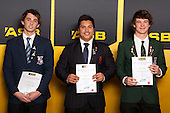 Boys Waterpolo finalists Matthew Lewis, Tyler Vao and Owen Chambers. ASB College Sport Young Sportsperson of the Year Awards held at Eden Park, Auckland, on November 24th 2011.