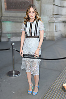 Rosie Fortescue<br /> at the at the V&A Museum Summer Party 2017, London. <br /> <br /> <br /> ©Ash Knotek  D3286  21/06/2017