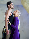 Phedre by Jea Racine,a new version by Ted Hughes directed by Nicholas Hytner.With Helen Mirren as Phedre,Dominic Cooper as Hippolytus.Opens at The Lyttleton Theatre at TheRoyal  National Theatre on  3/6/09 CREDIT Geraint Lewis