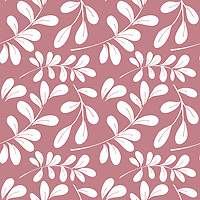 """Cardinals In Snowfall"" is a hand illustrated scalable vector surface pattern collection - inspired by gorgeous red cardinal birds appearing in eastern US during December.<br />