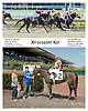 Xtravagant Kat winning at Delaware Park on 8/16/06