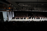 Davidelfin in Mercedes-Benz Fashion Week Madrid 2013