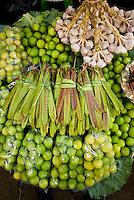 The 20 de Noviembre food market in Oaxaca City, Oaxaca, Mexico