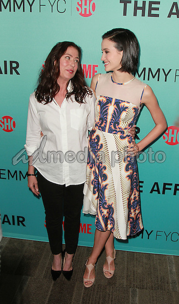 """06 May 2015 - Beverly Hills, California - Ruth Wilson, Maura Tierney, Julia Golden Telles. Showtime Presents  An Exclusive Screening & Panel Discussion with Breakout Hit """"The Affair"""" held at Samuel Goldwyn Theater. Photo Credit: Theresa Bouche/AdMedia"""