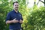 Phil's Friends talks to Evanston Rotary