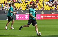 Niklas Süle (Deutschland Germany), Marcel Halstenberg (Deutschland Germany) - 05.06.2019: Öffentliches Training der Deutschen Nationalmannschaft DFB hautnah in Aachen