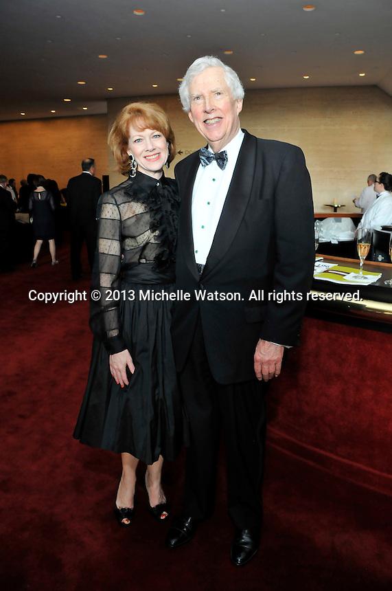 Houston Symphony Maestro's Wine Dinner at Jones Hall