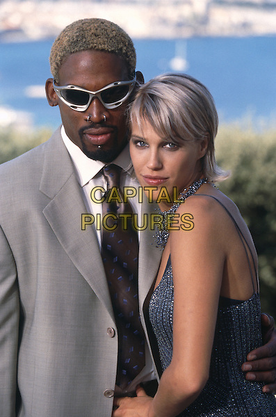 Dennis Rodman.in Simon Sez.*Filmstill - Editorial Use Only*.CAP/NFS.Supplied by Capital Pictures.