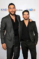 CLVER CITY - AUG 4: Zeeko Zaki, Bryan Craig at Kind Los Angeles: Coming Together for Children Alone at Bolon at Helms Design Center on August 4, 2018 in Culver City, CA