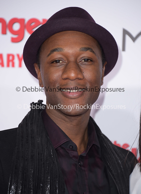 Aloe Blacc attends The Screen Gems' World Premiere of The Wedding Ringer held at The TCL Chinese Theater  in Hollywood, California on January 06,2015                                                                               © 2015 Hollywood Press Agency