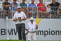 Shane Lowry (IRL) looks over his tee shot on 13 during Rd3 of the 2019 BMW Championship, Medinah Golf Club, Chicago, Illinois, USA. 8/17/2019.<br /> Picture Ken Murray / Golffile.ie<br /> <br /> All photo usage must carry mandatory copyright credit (© Golffile   Ken Murray)