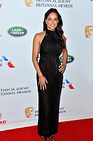 BEVERLY HILLS, CA. October 26, 2018: Michelle Rodriguez at the 2018 British Academy Britannia Awards at the Beverly Hilton Hotel.<br /> Picture: Paul Smith/Featureflash