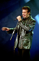 Dec 1, 1996 File Photo-<br /> Rock Voisine.<br /> photo (c)  Images Distribution<br /> <br /> <br />  - PHOTO D'ARCHIVE :  Agence Quebec Presse
