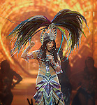 Cher performs during her D2K Tour at the Toyota Center  Monday March 24, 2014.(Dave Rossman photo)