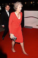 Prime Minister Theresa May<br /> at the Millies 2016, Guildhall, London.<br /> <br /> <br /> &copy;Ash Knotek  D3212  14/12/2016