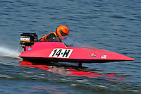 THE PINK BOAT! 14-H (runabout)