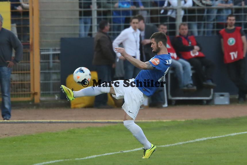 Marcel Heller (SV98) - SV Darmstadt 98 vs. Armina Bielefeld, Stadion am Böllenfalltor