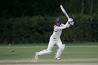 Will Buttleman in batting action for Brentwood during Brentwood CC vs Wanstead and Snaresbrook CC, Essex Cricket League Cricket at The Old County Ground on 12th September 2020