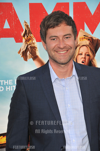 Mark Duplass at the premiere of his movie &quot;Tammy&quot; at the TCL Chinese Theatre, Hollywood.<br /> June 30, 2014  Los Angeles, CA<br /> Picture: Paul Smith / Featureflash