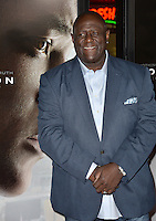 Retired NFL player Leonard Marshall at the premiere of &quot;Concussion&quot;, part of the AFI FEST 2015, at the TCL Chinese Theatre, Hollywood.<br /> November 10, 2015  Los Angeles, CA<br /> Picture: Paul Smith / Featureflash