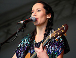 NerinaPallot performs on stage at the Cornbury Festival the Great Tew Park Oxfordshire United Kingdom on july 1, 2012 Picture By: Steph Teague / Retna Pictures.. ..-..