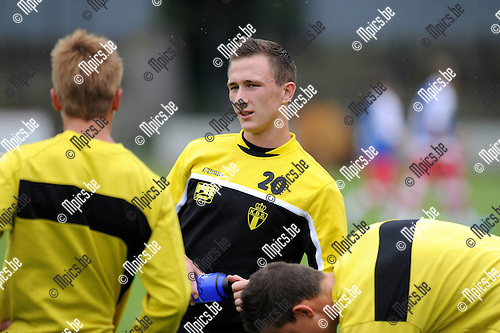 2011-07-19 / Voetbal / seizoen 2011-2012 / Berchem Sport / Mathias Van Hoyweghen..Foto: mpics