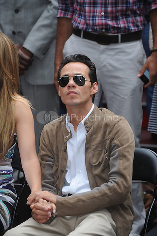 Marc Anthony at the unveiling of the 'Be Extraordinary' billboard for the Boys & Girls Clubs Youth Advocacy Campaign in Times Square in New York City. June 10, 2010 Credit: Dennis Van Tine/MediaPunch