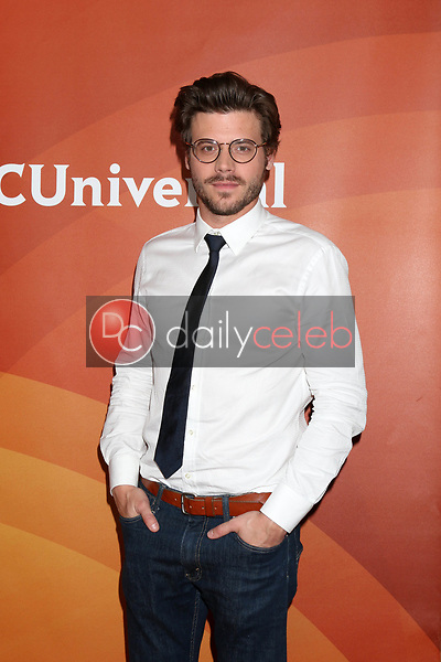 Francois Arnaud<br /> at the NBCUniversal Summer Press Day, Beverly Hilton, Beverly Hills, CA 03-20-17<br /> David Edwards/DailyCeleb.com 818-249-4998
