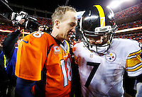 AFC Divisional Playoff: Pittsburgh Steelers vs Denver Broncos