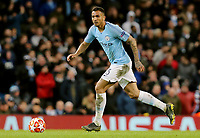 Manchester City's Danilo<br /> <br /> Photographer Rich Linley/CameraSport<br /> <br /> UEFA Champions League Round of 16 Second Leg - Manchester City v FC Schalke 04 - Tuesday 12th March 2019 - The Etihad - Manchester<br />  <br /> World Copyright © 2018 CameraSport. All rights reserved. 43 Linden Ave. Countesthorpe. Leicester. England. LE8 5PG - Tel: +44 (0) 116 277 4147 - admin@camerasport.com - www.camerasport.com