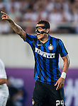 Jeison Murillo of FC Internazionale Milano reacts during the FC Internazionale Milano vs Real Madrid  as part of the International Champions Cup 2015 at the Tianhe Sports Centre on 27 July 2015 in Guangzhou, China. Photo by Aitor Alcalde / Power Sport Images