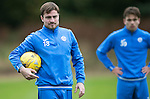 St Johnstone Training….14.10.16<br />