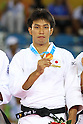 Tomohiro Kawakami (JPN), ..AUGUST 14, 2011 - Judo : ..The 26th Summer Universiade 2011 Shenzhen ..Men's -81kg ..at Universiade Judo Hall, Shenzhen, China. ..(Photo by YUTAKA/AFLO SPORT) [1040]